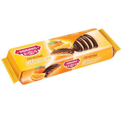 Печенье сдобное Яшкино Апельсин 137 г