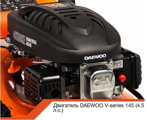 Двигатель для Daewoo DLM 4600SP