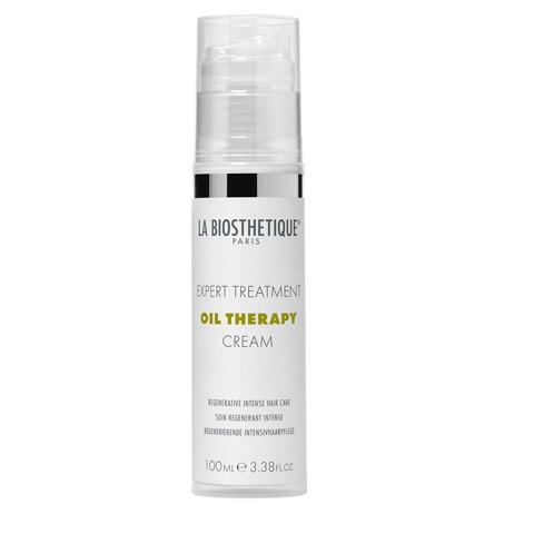 La Biosthetique Oil Therapy: Интенсивный восстанавливающий крем для волос (Oil Therapy Cream), 100мл