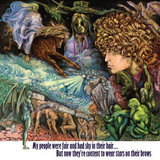 Tyrannosaurus Rex / My People Were Fair And Had Sky In Their Hair... But Now They're Content To Wear Stars On Their Brows (2LP)