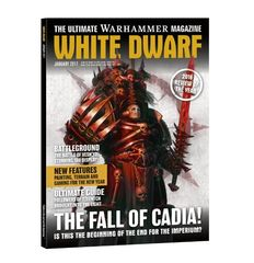 White Dwarf January 2017 / Январь 2017