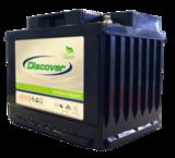 Тяговый аккумулятор Discover EV512A-55 ( 12V 55Ah / 12В 55Ач ) - фотография