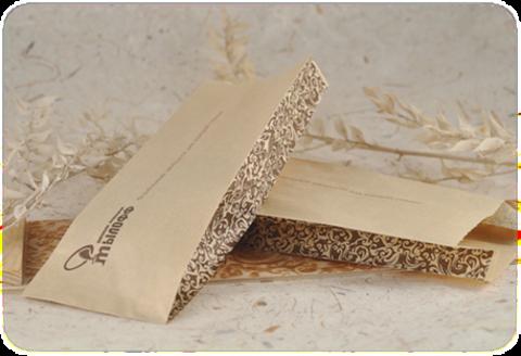 Упаковка для мыла внарезку входит в комплектацию и стоимость мыла