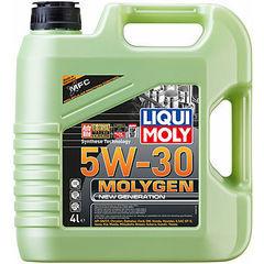 9042 LiquiMoly НС-синт.мот.масло Molygen New Generation 5W-30 SN/СF;ILSAC GF-5 (4л)