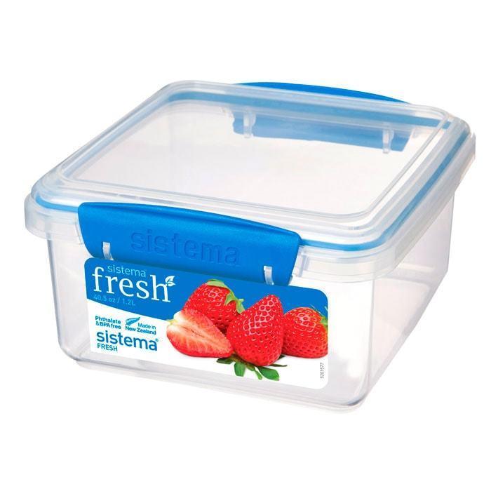"""Контейнер пищевой Sistema """"Fresh""""1,2 л"""