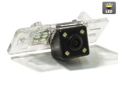 Камера заднего вида для Audi A4 08+ Avis AVS112CPR (001)