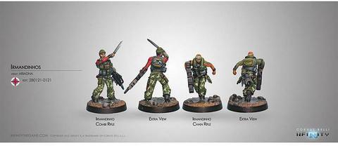 Irmandinhos (Chain Rifle, Rifle)
