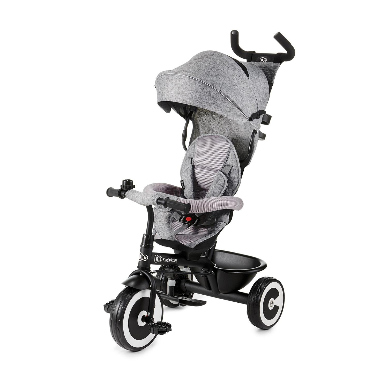 Велосипед Kinderkraft Aston Grey