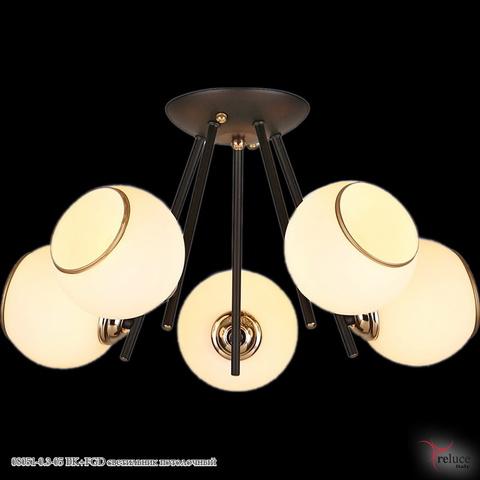 08051-0.3-05 BK+FGD светильник потолочный