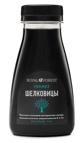 Пекмез, Royal Forest, Шелковицы, 250 г