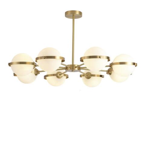 Потолочный светильник Polaris by Baroncelli (8 плафонов)