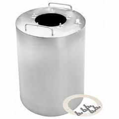 Перегонный куб Добровар Абрикос 23 л, отверстие 21 мм