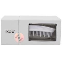 ikoo Home White Classic Расческа для волос Классический белый