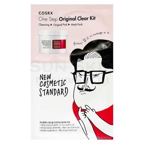 CosRX One Step Original Clear Kit набор средств для очищения и борьбы с высыпаниями