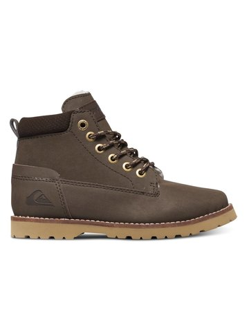 Ботинки подрост QUIKSILVER MISSION IIYOUTH B BOOT XCCC BROWN/BROWN/BROWN