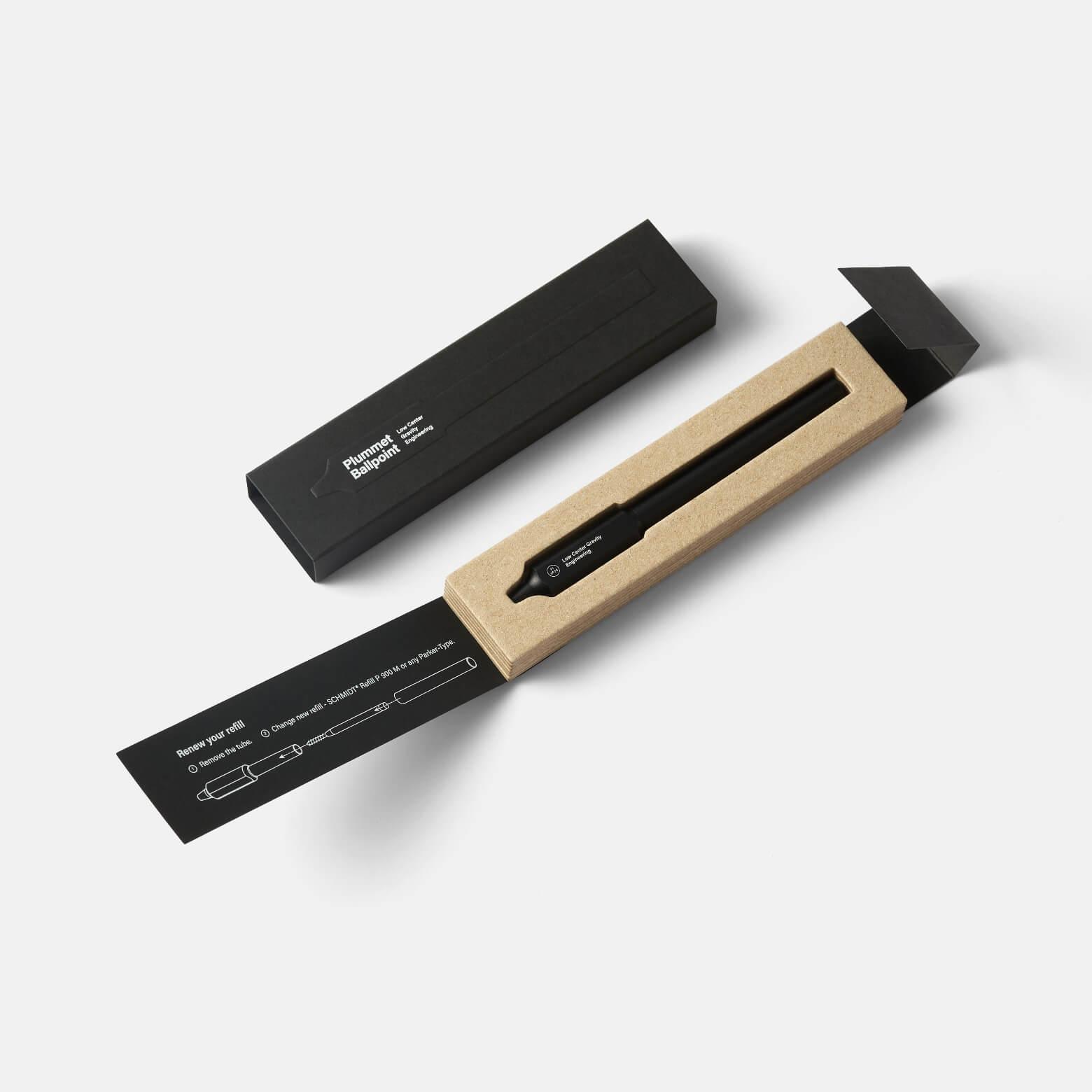 Plummet — ручка из алюминия