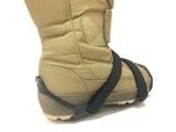 Ледоходы «Скалолаз Хард» на 10 шипах-звездочках для полной защиты от падений даже при беге по льду