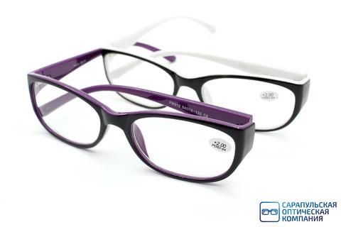 Очки готовые для зрения FABIA MONTI пластик FM312