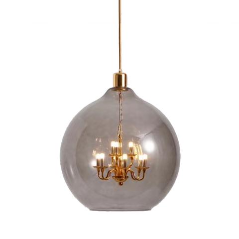 Подвесной светильник копия  King Edison by Mineheart (дымчатый)