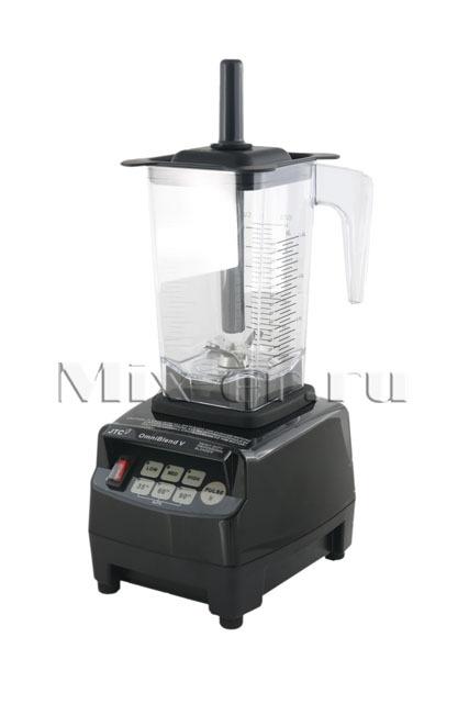 Jtc TM-800 omniblend v cuisine blender-puissant 3hp-moteur 2ltr bpa-free carafe