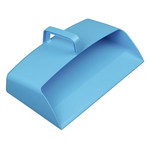 Совок Hillbrush закрытый 305x200 мм синий
