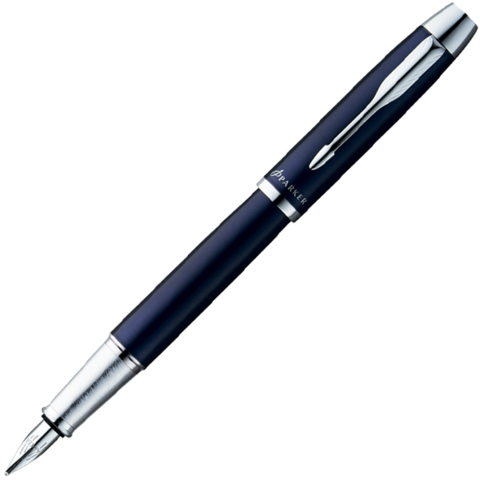 Parker IM Metal F221 Blue CT