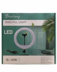 кольцевая лампа 32 см BL-320B