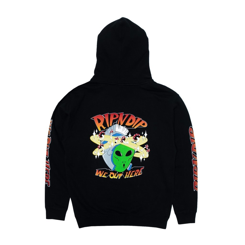 Худи Ripndip Out Of This World Hoodie
