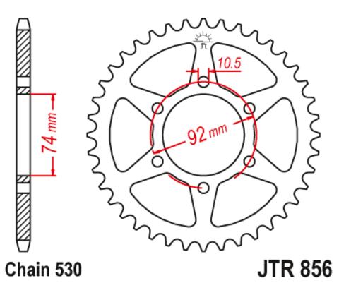 JTR856