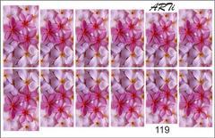 Слайдер наклейки Photonailart №119