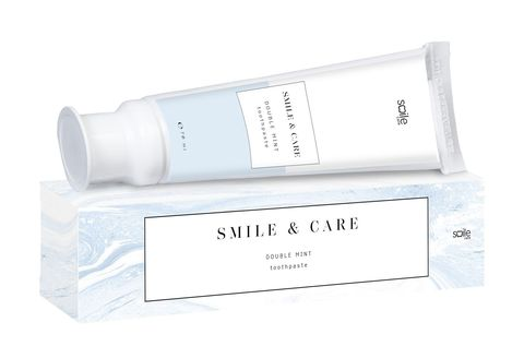 Зубная паста освежающая мята SMILE & CARE Cool Mint, 70 ml