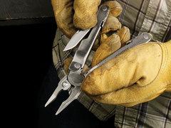 Мультитул Leatherman SuperTool 300, 19 функций, кожаный чехол*