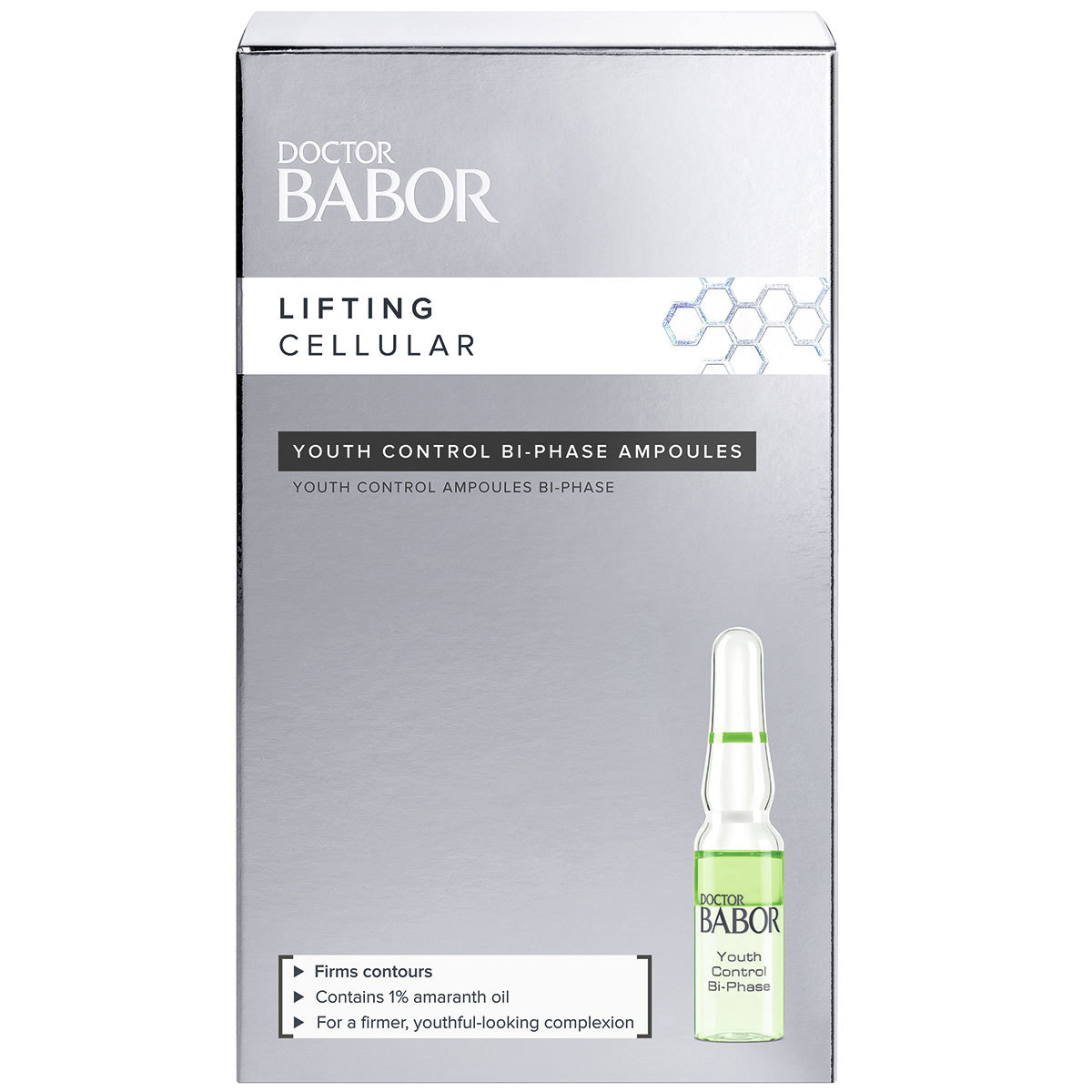 Ампульный концентрат Babor Lifting Cellular Youth Control Bi-Phase 7ml
