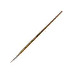 Кисть из щетины отбеленной круглая, АртАвангард серия 4304