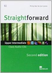Straightforward 2Ed Upp-Int Cl CDs