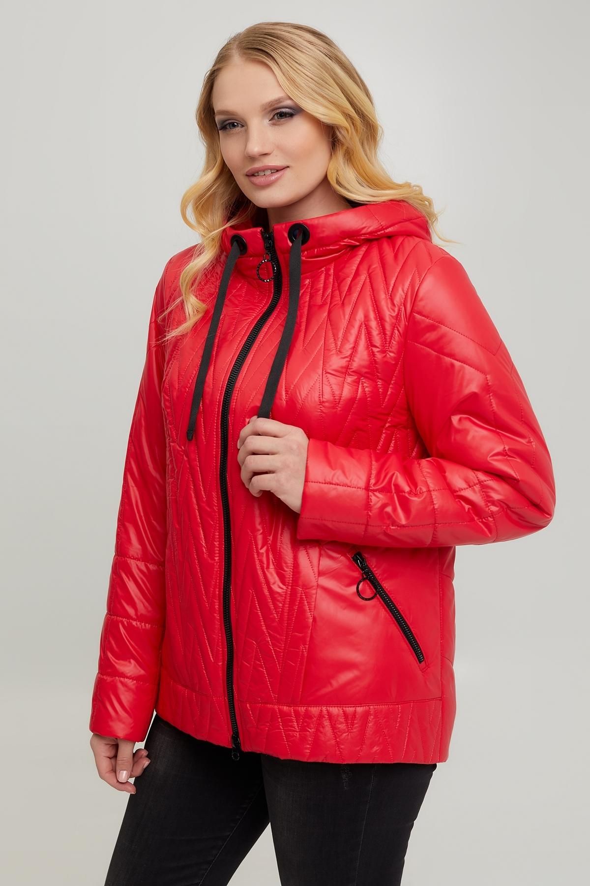 Куртка Гарда (червоний)