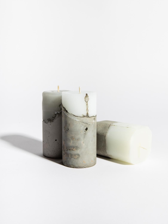 Свеча белая (маленькая)