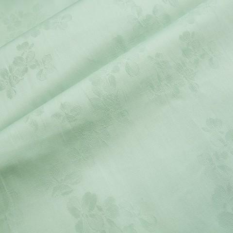 Жаккард сатин TQ01 цвет мята