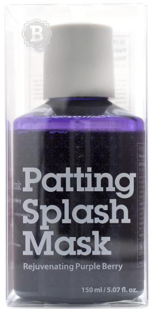 BLITHE Patting Splash Mask Purple Berry сплеш–маска для лица с ягодами 150мл