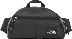 Сумка поясная North Face Flyweight Lumbar Asphalt Grey/Black