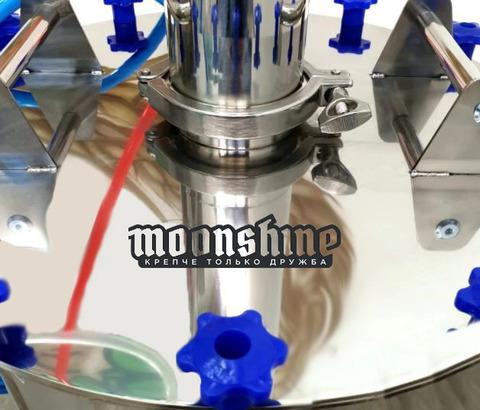 Самогонный аппарат Moonshine Hard кламп 3