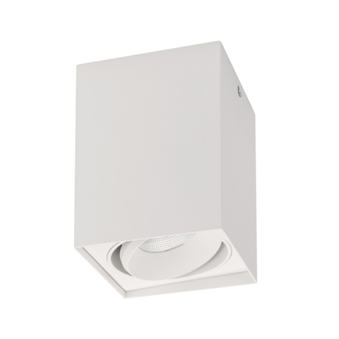 Светильник SP-CUBUS-S100x100WH-11W Day White 40deg (ARL, IP20 Металл, 3 года)