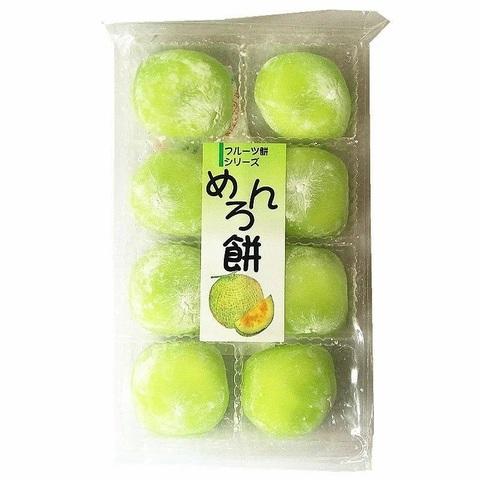 Моти дайфуку Kubota Seika Royal Family со вкусом японской дыни 8 шт 225 гр