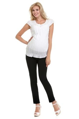 Блузка для беременных 01520 белый