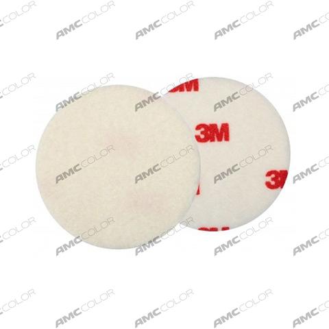 3М Полировочный круг фетровый  d=125мм  09358
