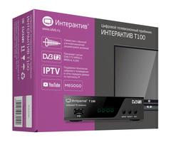 Цифровая приставка Интерактив Т100