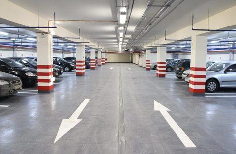 Гидроизоляция   паркингов