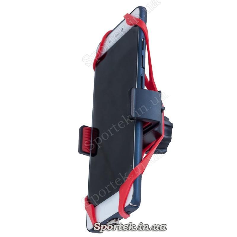 Смартфон в силіконовому кріпленні Yo-B089