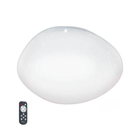 Светодиодный потолочный светильник с пультом ДУ Eglo SILERAS-A 98227