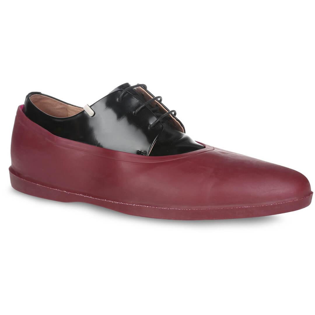 Галоши на обувь мужские Rain-Shoes черешня